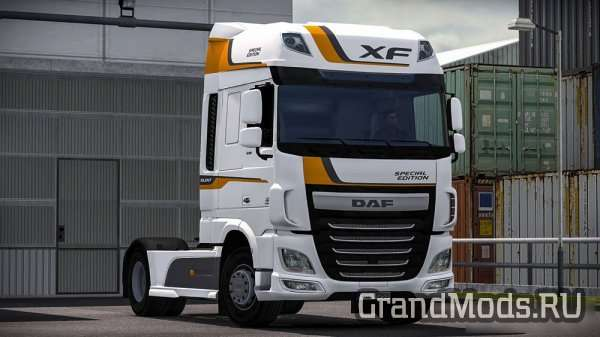 DAF E6 Silent Special Edition Skin