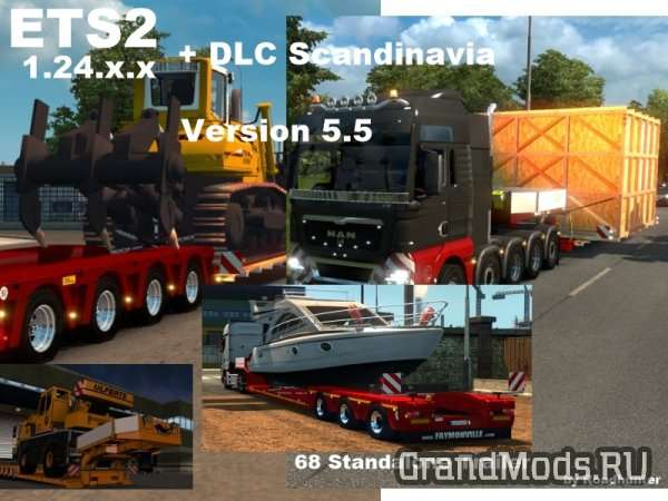 68 Trailers rework by Roadhunter v 5.5