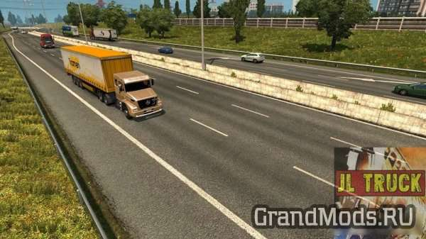 BR TRUCK TRAFFIC PACK V2.0 BY JL TRUCK
