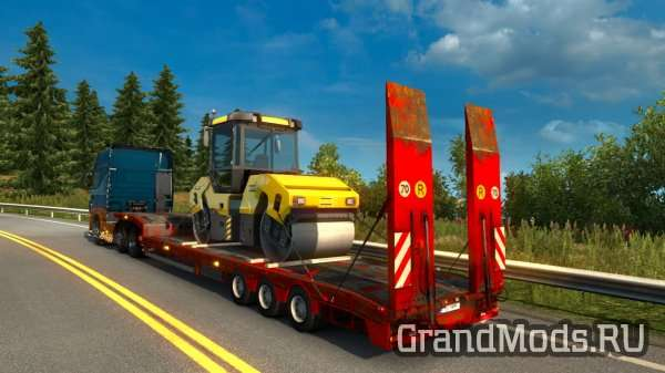 Обзор DLC High Power Cargo Pack