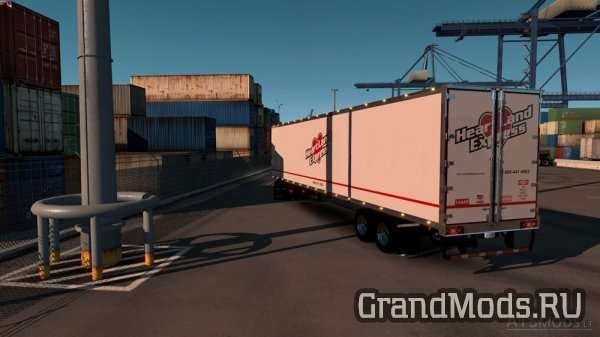 USA Trailers Pack Update 1.3 [ATS 1.3]