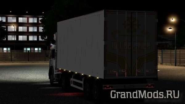 Chereau Frigo City Trailer [ETS2]
