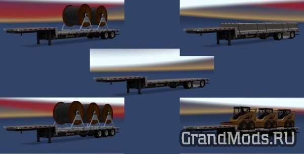Fontaine Velocity Pack V 1.2 [ATS]