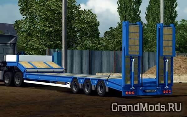 Outsize Trailer  [ETS2]