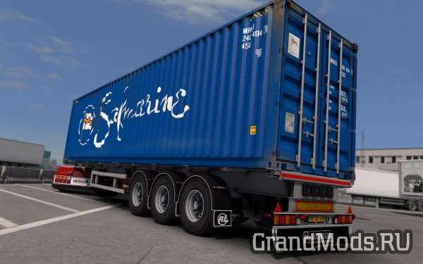 RL Container Service HFR 40ft [ETS2]