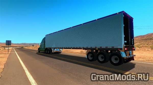Great Dane Thermo Chrome Standalone Trailer [ATS]