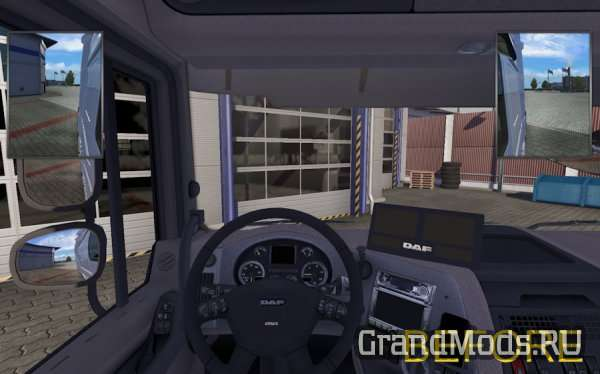 Small mirrors [ETS2]