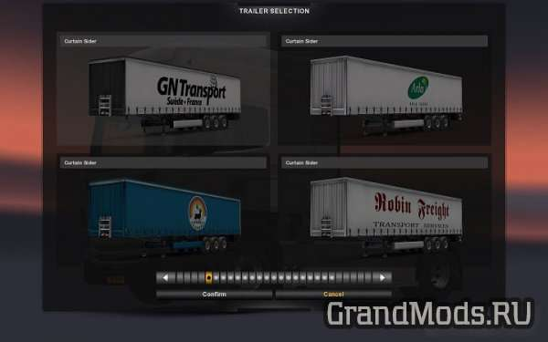 Trailers in Traffic v 2.0 [ETS2]