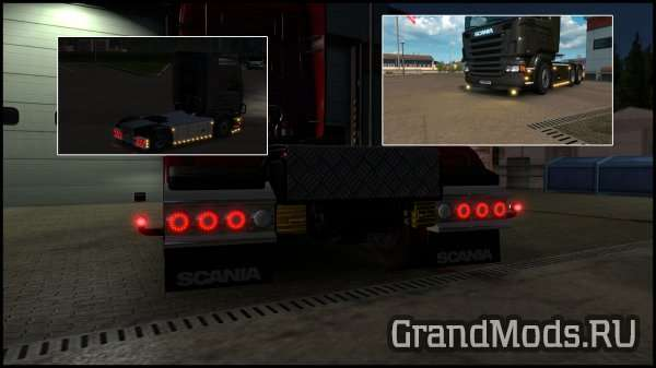 Light & Accessory pack [ETS2]