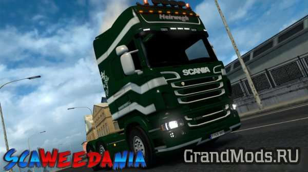 Heirwegh Transport Skin Pack [ETS2]