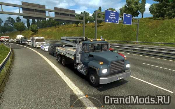 All American Traffic v 3.0 [ETS2 1.25]