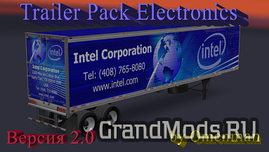 Trailer Pack Electronics v 2.0 [ATS]