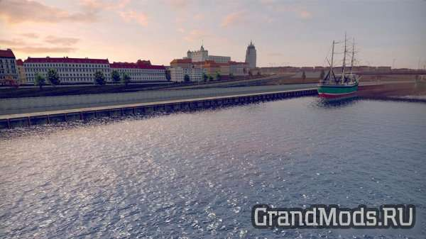 Realistic Water Mod [ETS2]