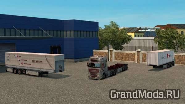Trailer Pack by Stanley v 1.3 [ETS2]
