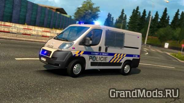 Pack Traffic Europolice v 5.0 [ETS2]