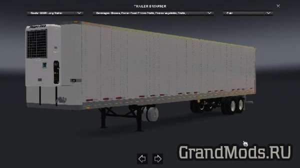 Utility 3000R Trailer Pack [ATS]