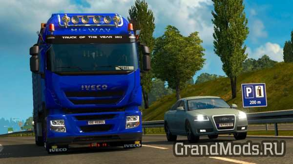 Iveco Reworked v 1.2 by Rebel8520 [ETS2]