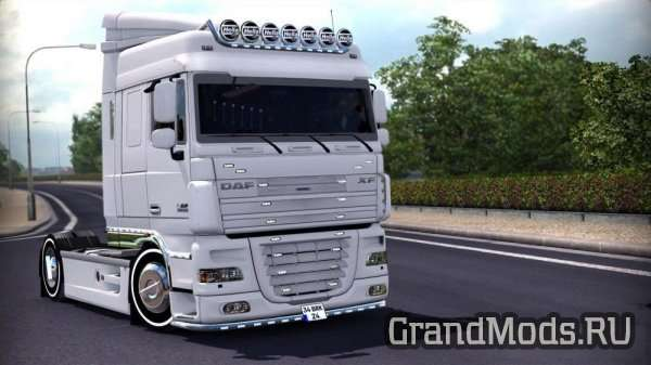 DAF XF 105 SIMPLE EDIT [ETS2]