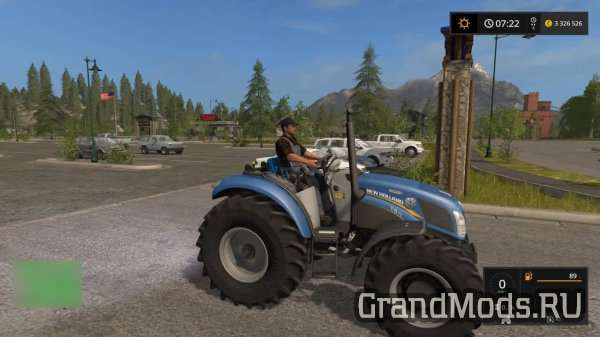 New Holland T4 75 [FS17]