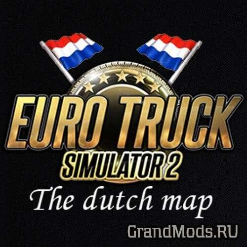 The Dutch Map v.1.4 [ETS2 v.1.26]