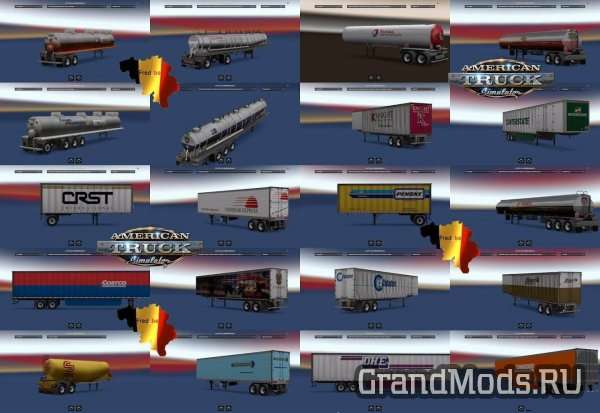 Trailer Pack V1.5 Standalone [ATS]
