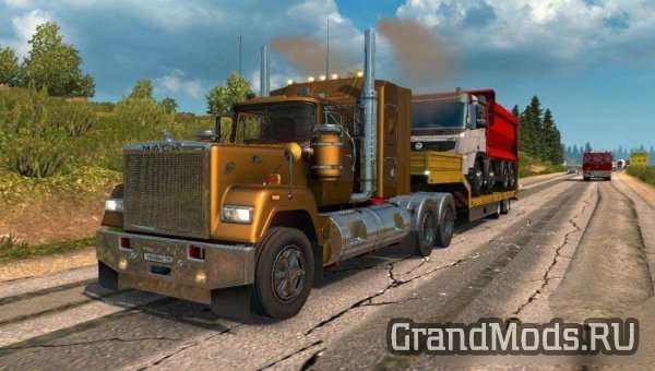 Mack Superliner v.3.0 [ETS2]