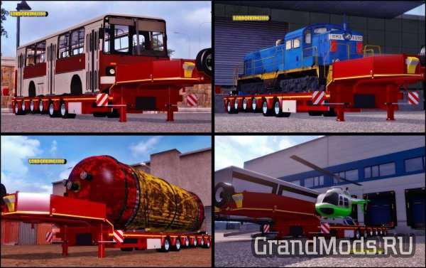 Standalone Trailers Pack Fix [ETS2]