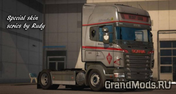 Special Skin Series by Rudy [ETS2]