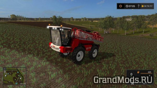 Agrifac Condor 40m by Mlody98 [FS17]