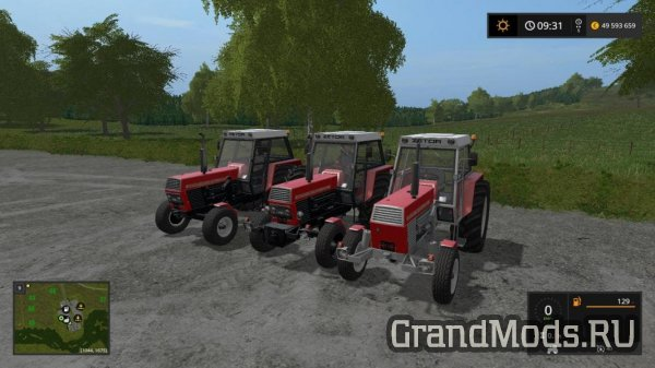 Zetor Crystal 12011 by CatFan18 [FS17]