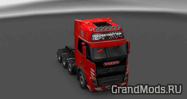 Volvo FH16 Classic Heavy Duty Addon v1.0 Stable [ETS2]