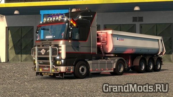 Scania 143m - Edit by Ekualizer v 4.0 [ETS2]