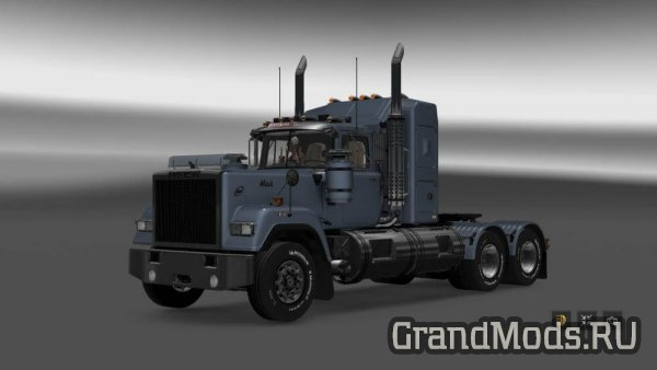 Mack Superliner v 5.0 [ETS2]