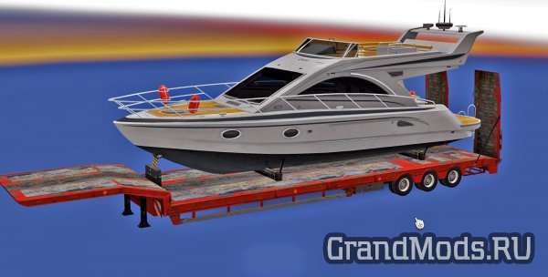 Overweight Trailers Pack для ATS
