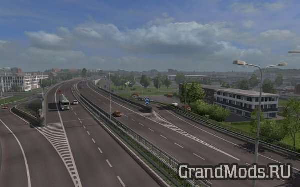 IMPROVED WEATHER RELOAD R6 1.25 [ETS2]