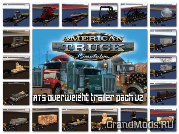 ATS Overweight trailer pack v2