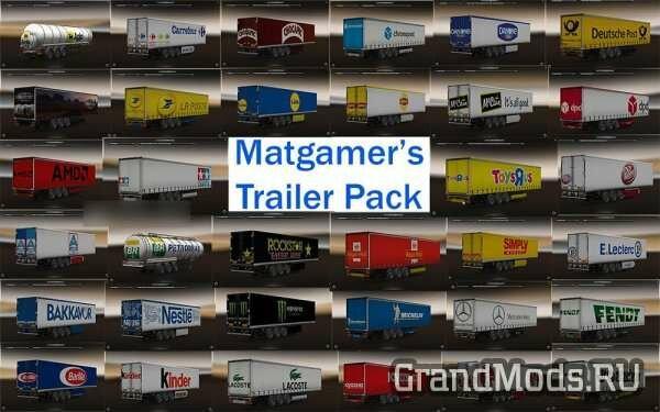 MATGAMER'S TRAILER PACK v1.5 (1.24)