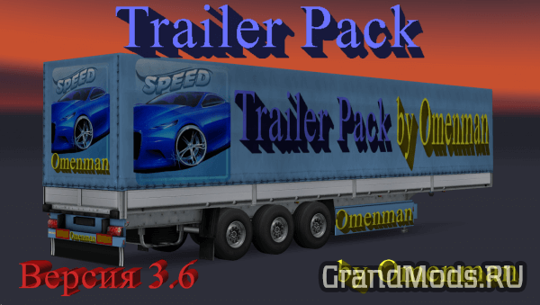 Trailer Pack by Omenman 3.6
