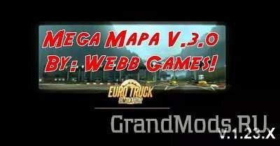 Mega Map v.5.1
