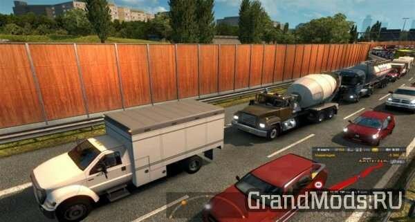 All American Traffic v 3.0 [ETS2 1.25]