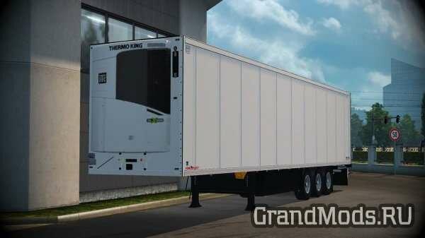 Schmitz Coolliner trailer [ETS2 1.24]