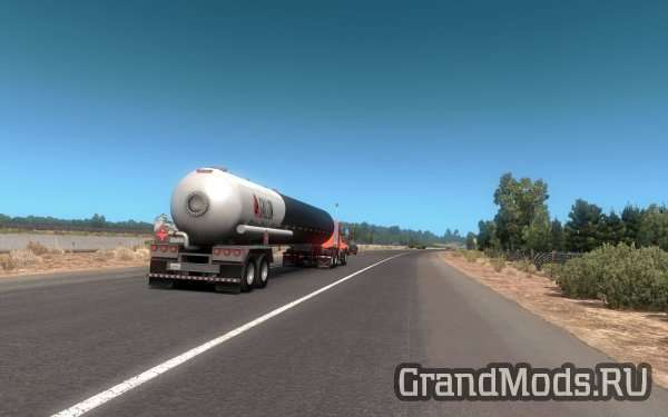 SGate Weather Mod For ATS v 1.1