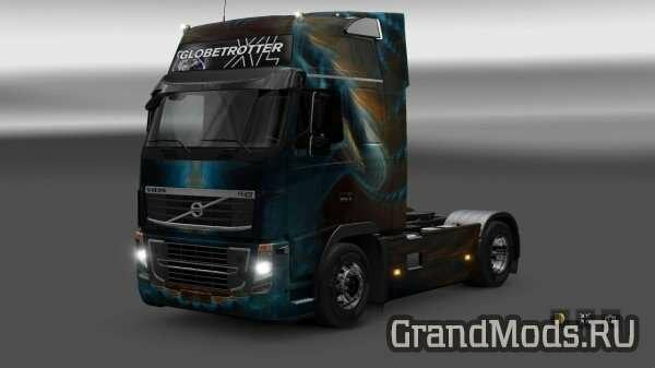 Volvo FH 2009 Skin Pack v 1.0