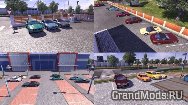 AI Traffic Pack (TDU2)