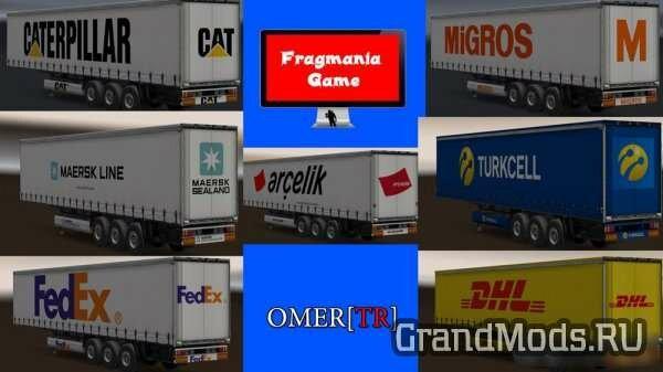Turkish Company Big Trailers Pack