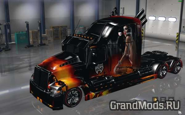 Big Package Posh Wheels for all US Trucks V1.3.хх