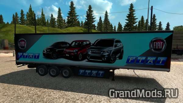 Car Brand Pack Trailers