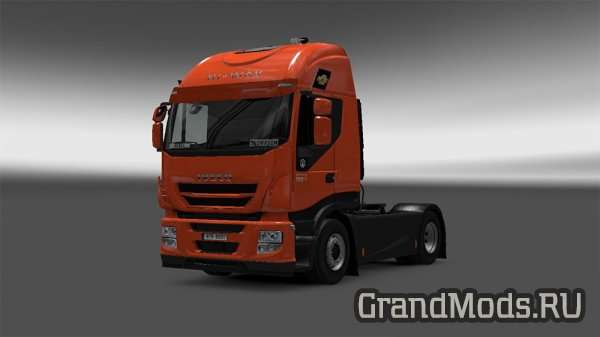 Iveco Reworked v 1.1 by Rebel8520