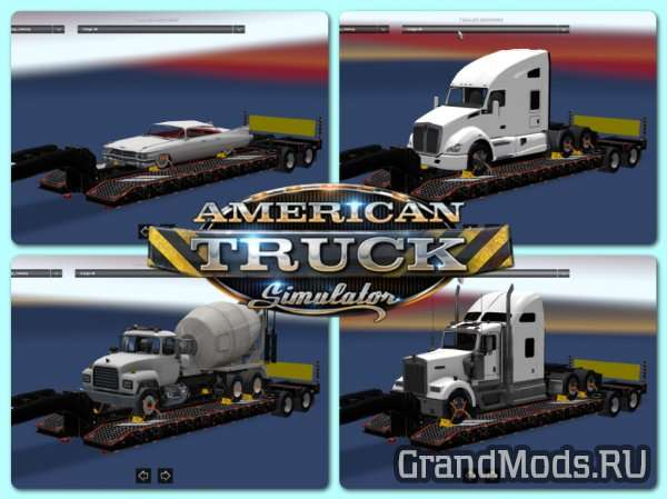 Overweight Trailers Pack v 2.5