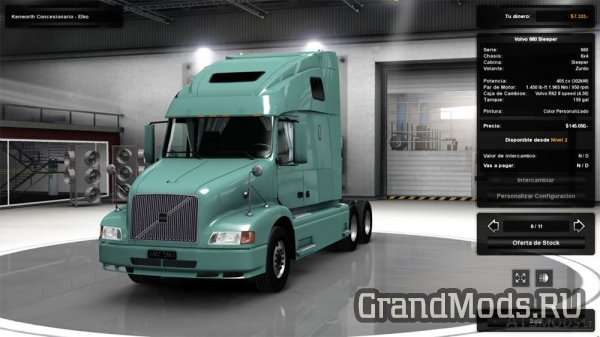Volvo VNL 660  [ATS 1.3.x]